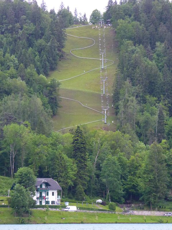 Straza Bled Slovenia