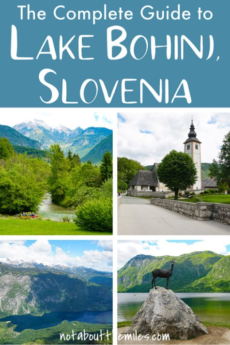 Discover the best things to do at Lake Bohinj, Slovenia, in the summer, from hiking to photography, and chasing waterfalls to riding cable car.