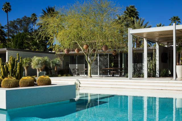 Abernathy House Palm Springs California