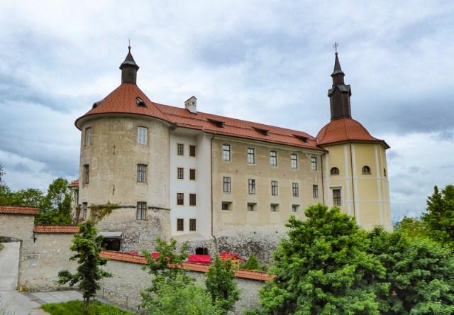 Skofja Loka Castle Slovenia