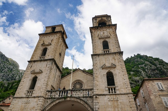 Tryphon Cathedral Kotor Montenegro