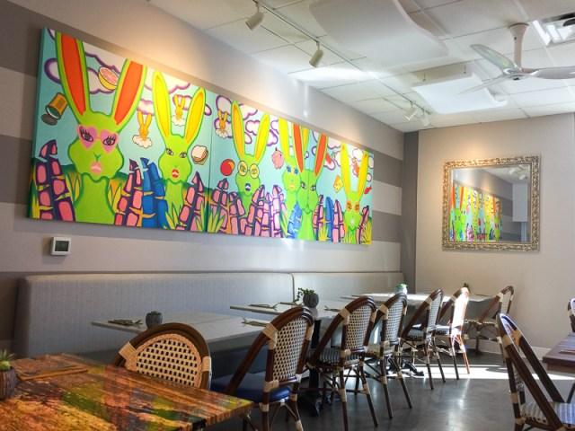 Wildest Greens Restaurant Palm Desert California
