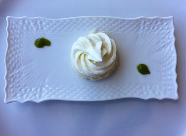 Amuse bouche Kornat Restaurant Zadar Croatia