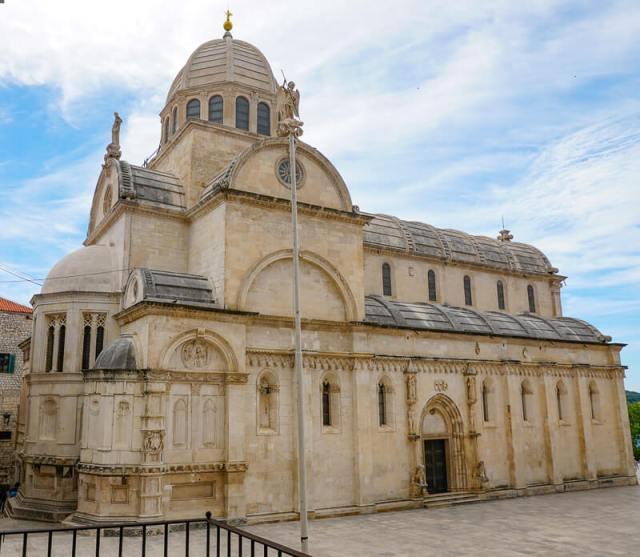 Cathedral of Saint James, Sibenik, Croatia