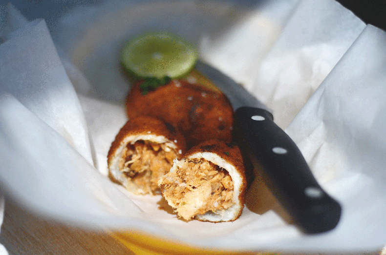 Calcutta fish roll recipe