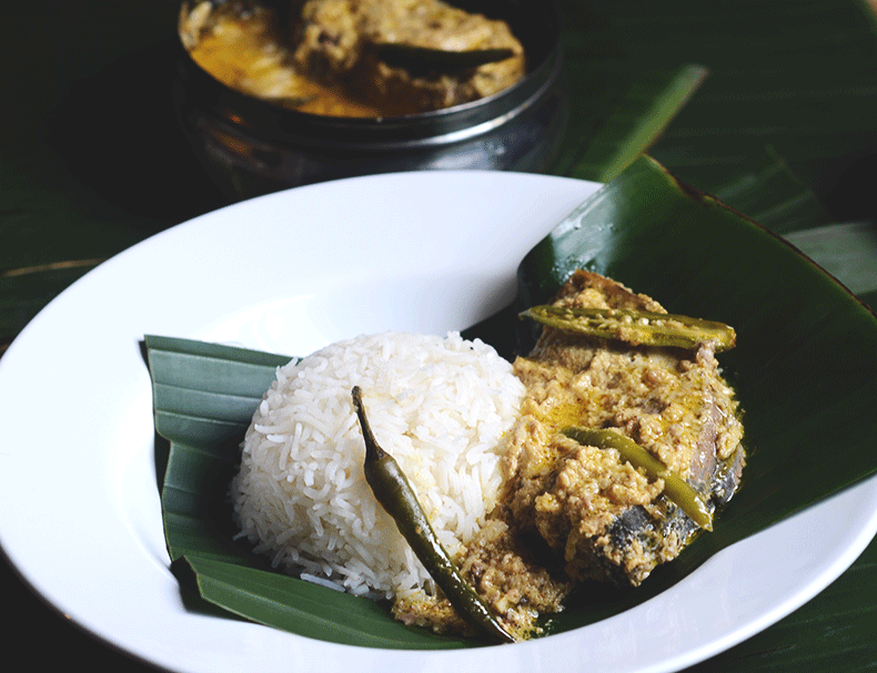 Best bhape ilish recipe