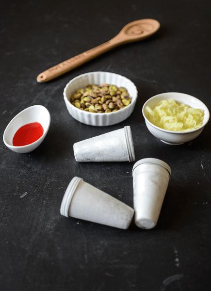 how to make kesar pista kulfi?