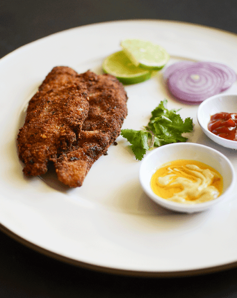 How to make fish fry kolkata style