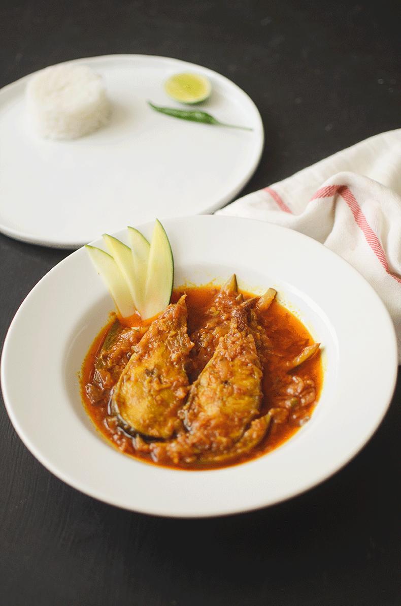 Aam boal Bengali fish recipe