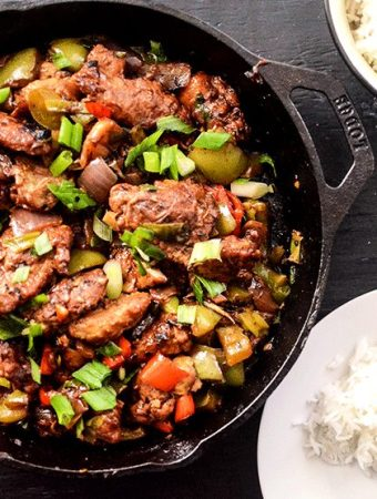 Kolkata style chilli chicken recipe
