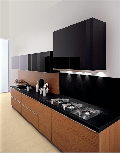Kitchen Set Minimalis Sederhana Berkualitas Nota Furniture