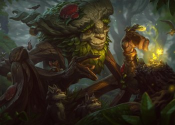 League of Legends Fun: With IG Kai'Sa, the champions skins are all League of Legends' new gunners 8