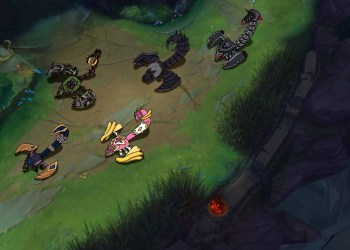 League of Legends: Where is Skarner now? 3