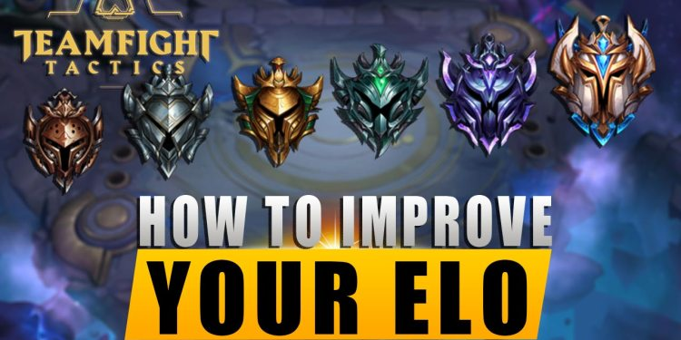 HOW TO IMPROVE YOUR ELO - TFT Guide 1