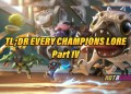 2020 Champions Lore for Those Who Are Too Lazy to Read [Part 4] 9