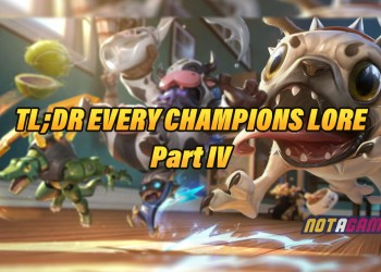 2020 Champions Lore for Those Who Are Too Lazy to Read [Part 1] 2