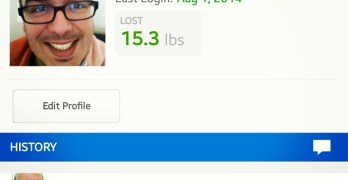 Ok results are in. 15.3 lbs in 30 days. Going to shoot for 20 by my Birthday and another 15 – 20 by September. #weightloss #fitness #190goal