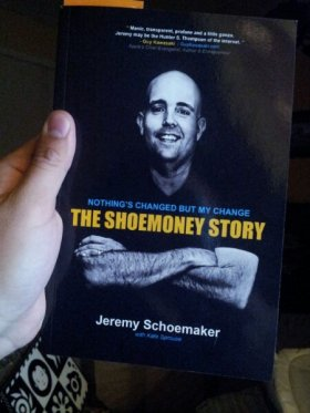 The Shoemoney Story. Nothing's Changed but my Change.