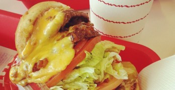 Southern California Classic Burger: Double Double, Animal Style