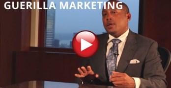How to do Guerilla Marketing by Daymond John