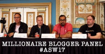 How to Become a Millionaire Blogger Session at Affiliate Summit