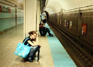 Subway-Stress