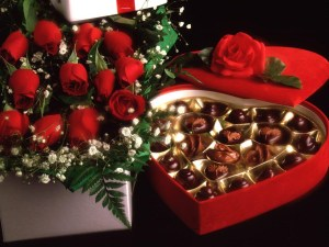 Flowers-pictures-chocolate