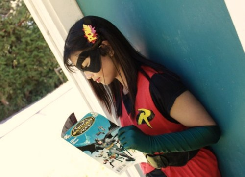 Reading Batman