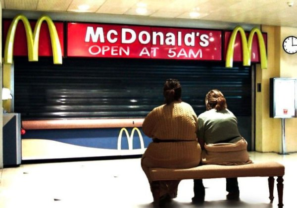 McDonald's Will Stop Serving Overweight Customers