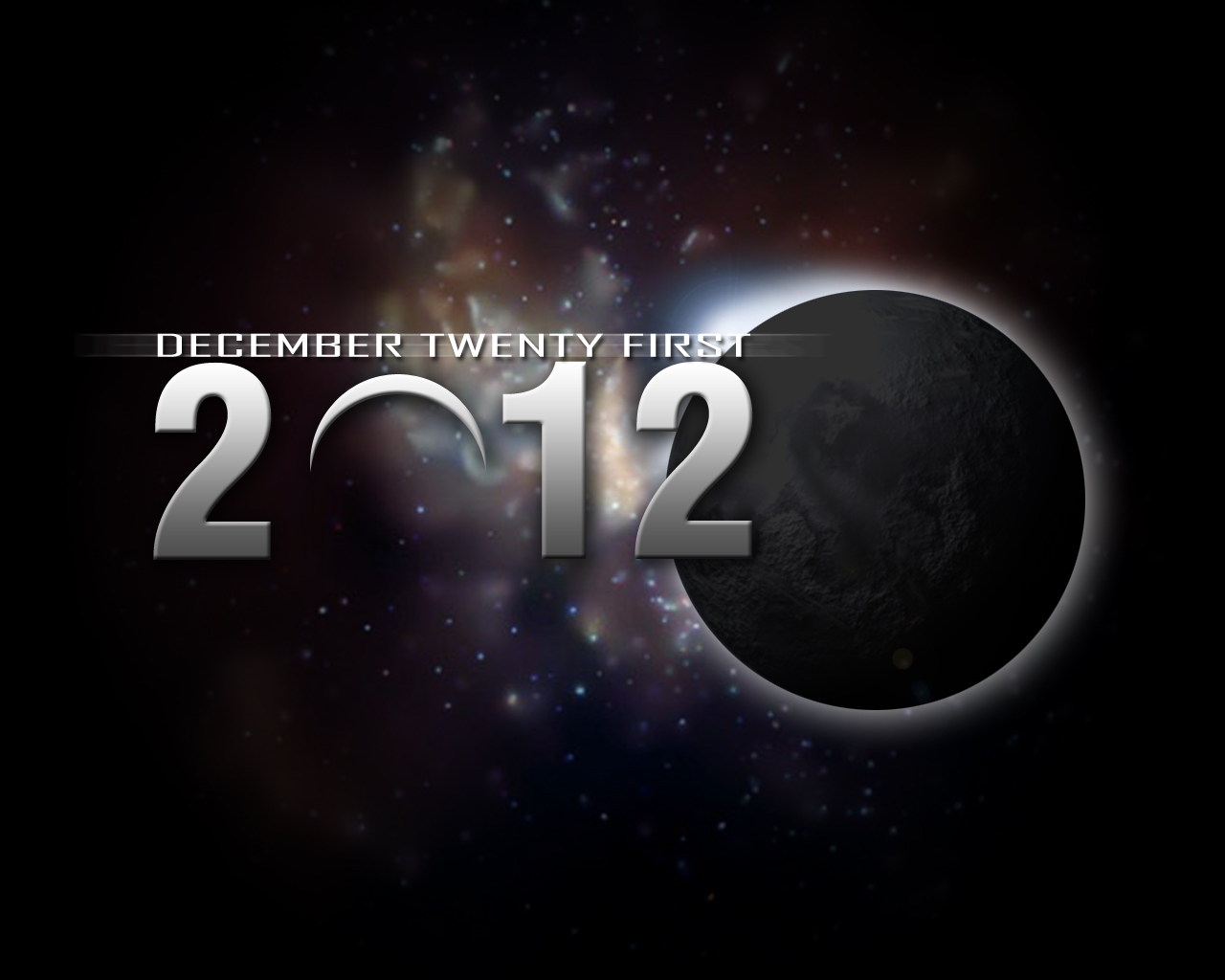 What will happen on December 21, 2012