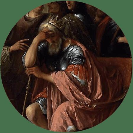 King Agamemnon of Mycenae