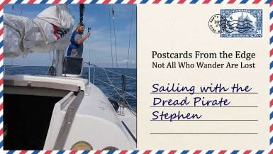 Sailing with the Dread Pirate Stephen