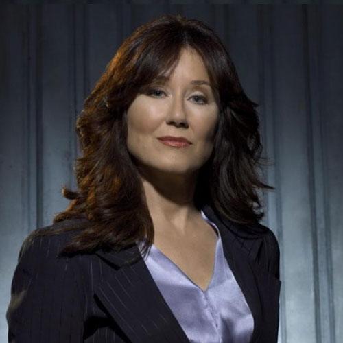 President Laura Roslin
