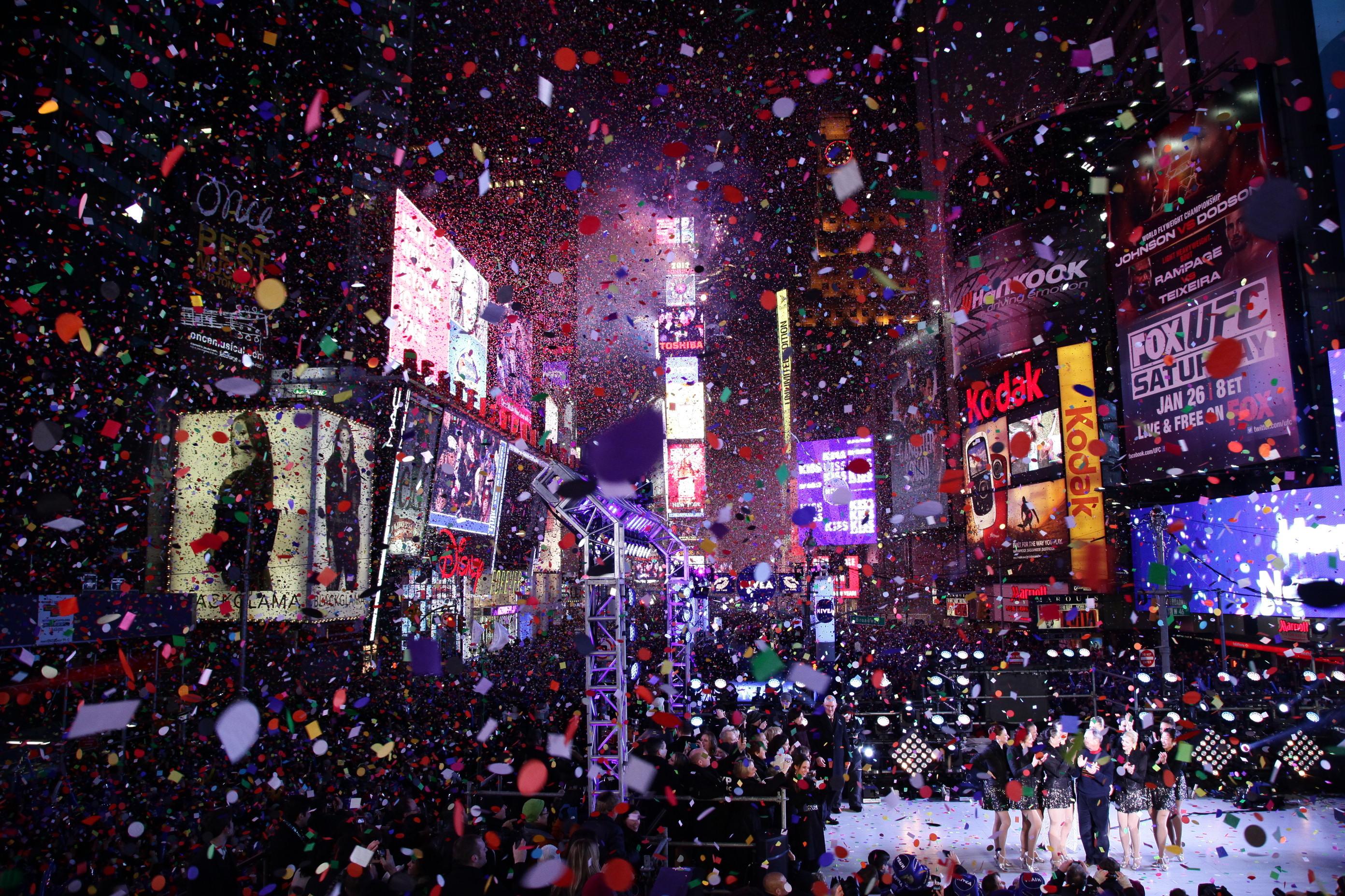 New Year's Eve Hullabaloo!