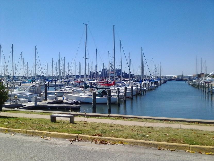 Fisherman's Cove in Norfolk, VA