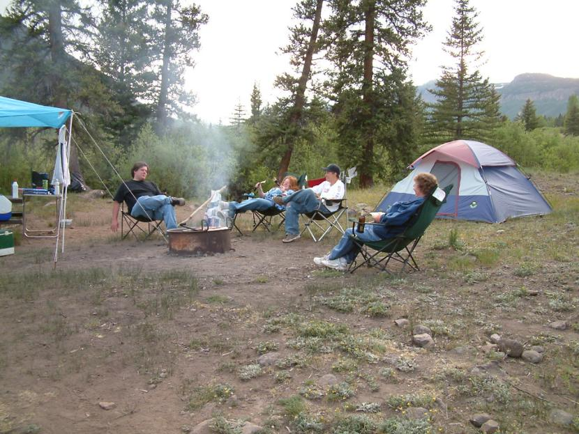 5 Reasons to Go Camping