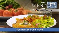 Schnitzel So Damn Good
