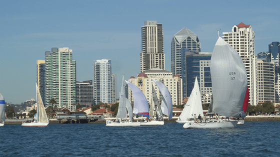 San Diego by Water