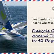 François Gabart - Around The World In 42 Days