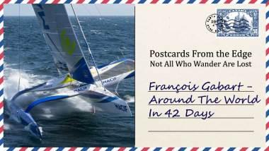 François Gabart - Around The World In 42 Days
