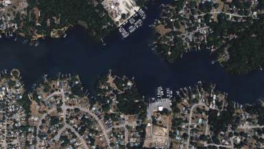 Pasadena Yacht Yard (PYY Marine) & Whites Cove Anchorage