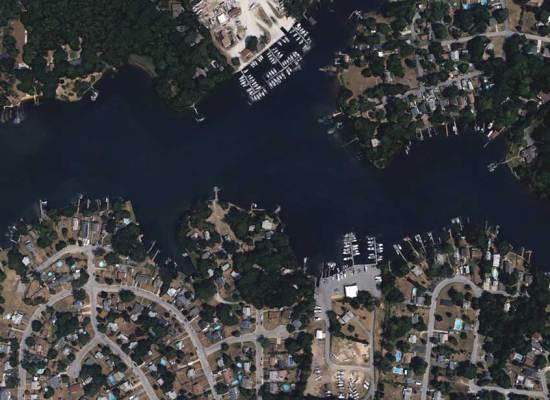 Pasadena Yacht Yard (PYY Marine) & Whites Cove Anchorage