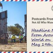 Headline News From Around the World on May 19th, 2020