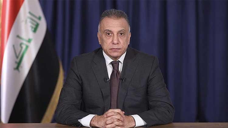 Iriqi Prime Minister Mustafa Al-Kadhimi