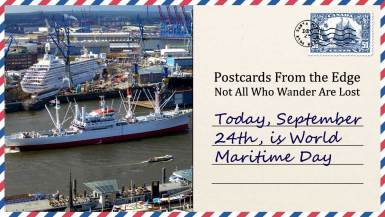 Today is World Maritime Day