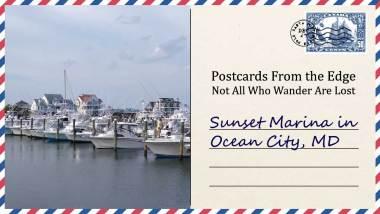 Sunset Marina in Ocean City, MD