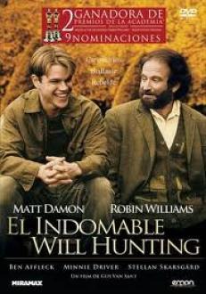 El indomable Will Huntingcartel