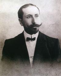 Amado Nervo en 1900