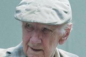 Alois Brunner old