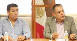 Antonio Carrillo Ramos y Hector Lopez Santiago.
